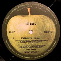 Starr, Ringo: Sentimental Journey