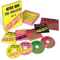 Sex Pistols: Never Mind The Bollocks