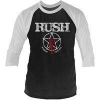 Rush: American tour 1977