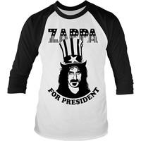 Zappa, Frank: Zappa for president