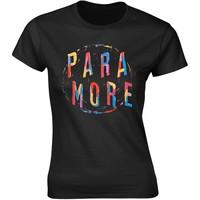 Paramore: Painting spiral