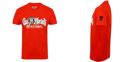 Gas Monkey Garage: Og logo red