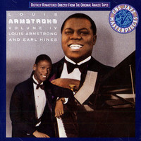 Armstrong, Louis: Volume IV - Louis Armstrong And Earl Hines