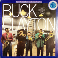 Clayton, Buck: Jam Sessions From The Vault