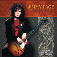 Page, Jimmy: Playing up a storm