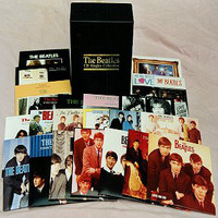 Beatles: CD Singles Collection