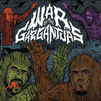 Anselmo, Philip H. / Warbeast / Philip H. Anselmo And The Illegals : War Of The Gargantuas