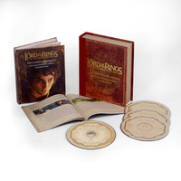 Soundtrack: The Lord Of The Rings: The Fellowship Of The Ring - The Complete Recordings