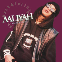Aaliyah: Back and forth -purple vinyl