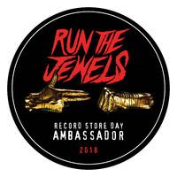 Run The Jewels: Stay gold collectors jewel box