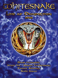 Whitesnake : Live at Donington 1990