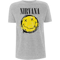 Nirvana: Smiley splat