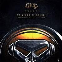 "Goldie: Goldie presents ""25 years of goldie, unreleased and remastered"