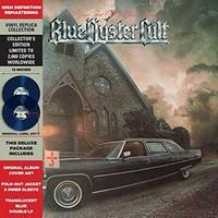 Blue Öyster Cult: On your feet or on your knees ( blue vinyl)