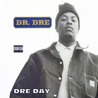 Dr. Dre: Dre day (limited clear vinyl)