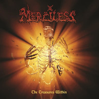 Merciless: Treasures within (orange vinyl)