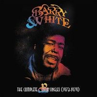 White, Barry: 20th Century Records Singles 1973-1979