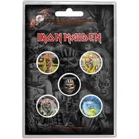 Iron Maiden: The Faces of Eddie