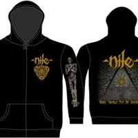Nile : What Should Not Be Unearthed