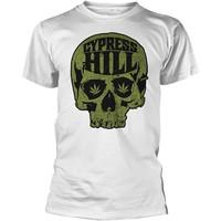 Cypress Hill: Skull logo