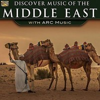 V/A: Discover music of the middle east