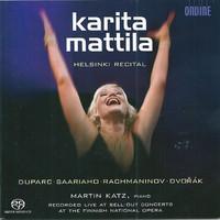 Mattila, Karita: Helsinki Recital