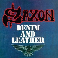 Saxon: Denim & leather