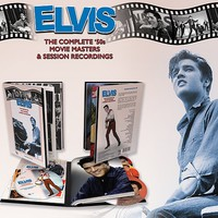 Presley, Elvis: Complete 50's Movie Masters and Session Recordings