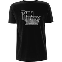 Thin Lizzy: Logo gradient
