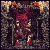 Battleroar: Codex Epicus -colored vinyl-