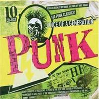 V/A: Punk - Voice Of A Generation