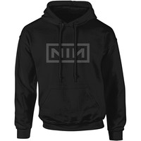 Nine Inch Nails: Classic grey logo