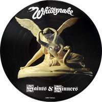 Whitesnake: Saints & Sinners -picture disc-