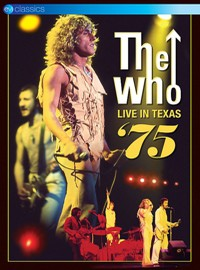 Who: Live In Texas '75