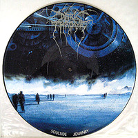 Darkthrone : Soulside Journey -picture disc-