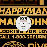 Jungle: Happy man / house in la