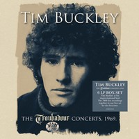 Buckley, Tim: The troubadour concerts