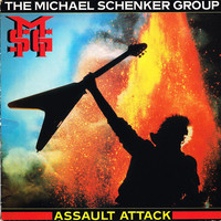 Michael Schenker Group / MSG : Assault Attack