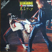 Scorpions : Tokyo Tapes