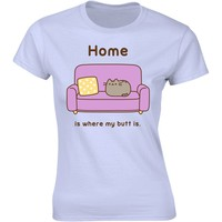 Pusheen: Home (blue)