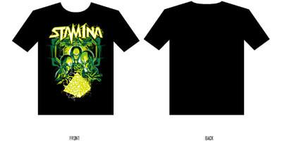 Stam1na: Ufo T-paita