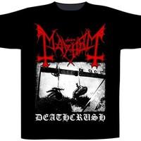 Mayhem : Deathcrush