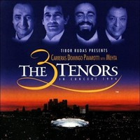 Carreras, Jose / Domingo, Placido / Pavarotti, Luciano : 3 Tenors In Concert 1994