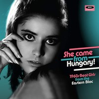 V/A: She Came From Hungary!