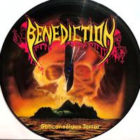 Benediction : Subconscious Terror -picture disc-
