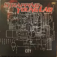 Strapping Young Lad: City - Box Set