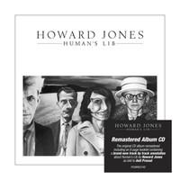 Jones, Howard : Human's lib