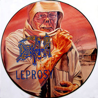 Death : Leprosy -picture disc-