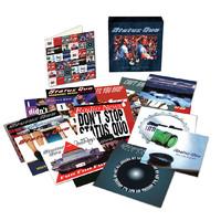 Status Quo: The Vinyl Singles Collection (1990-1999)