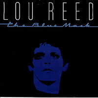 Reed, Lou: Blue mask